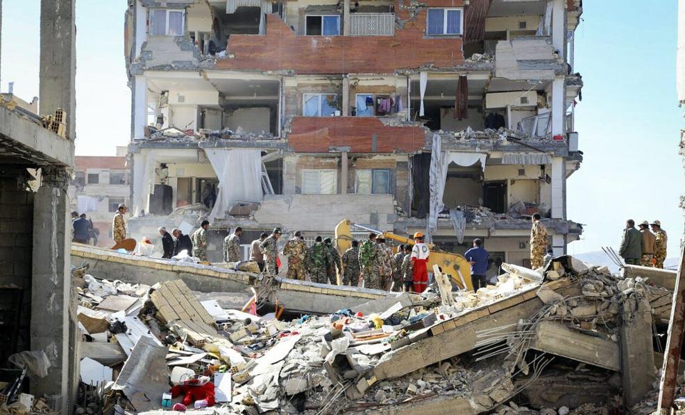 دانلود زلزله کرمانشاه واکنش هنرمندان موسیقی ایران به زلزله مناطق غربی کشورمان