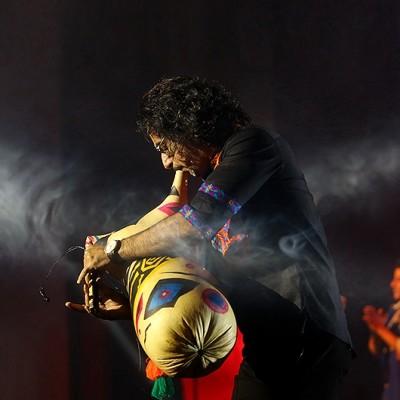 دانلود محسن شريفيان اجرای محسن و لیانا شریفیان در شهر اورنسه اسپانیا
