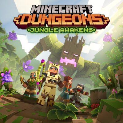 دانلود پیتر هانت Minecraft Dungeons: Jungle Awakens