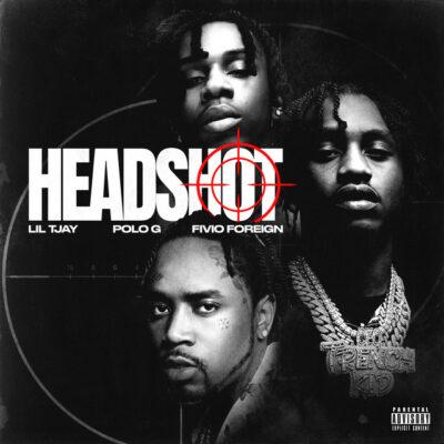 دانلود آهنگ Lil Tjay Headshot (feat. Polo G & Fivio Foreign)